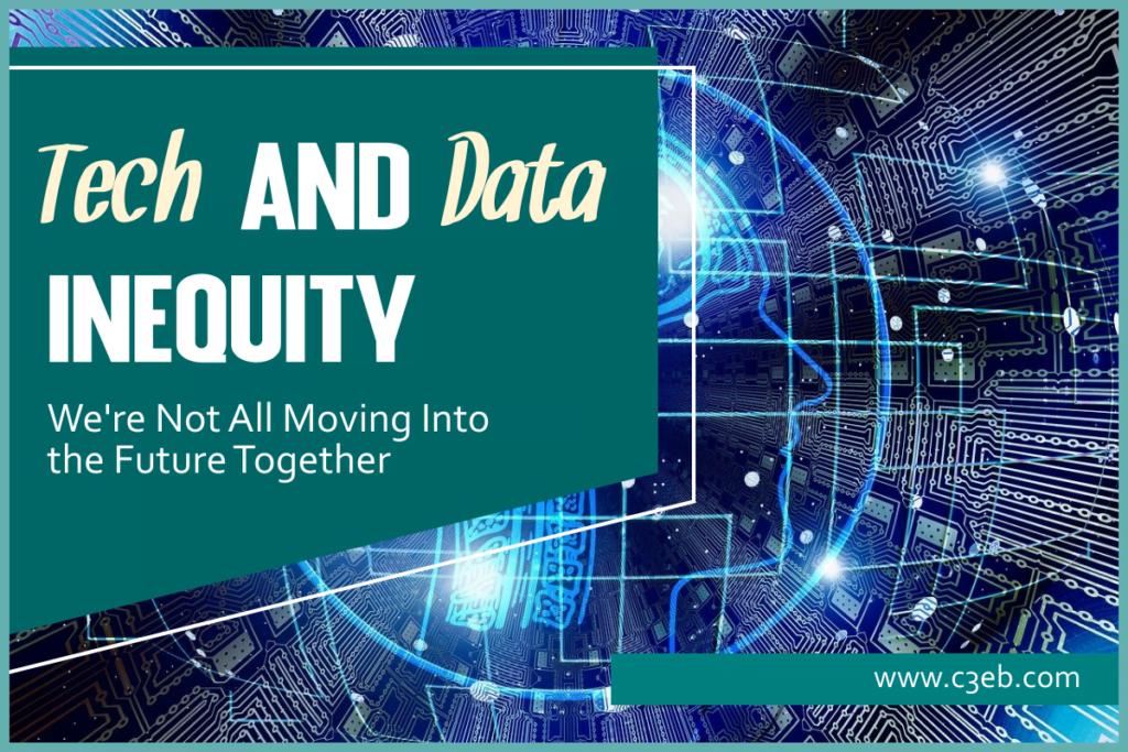tech and data inequity
