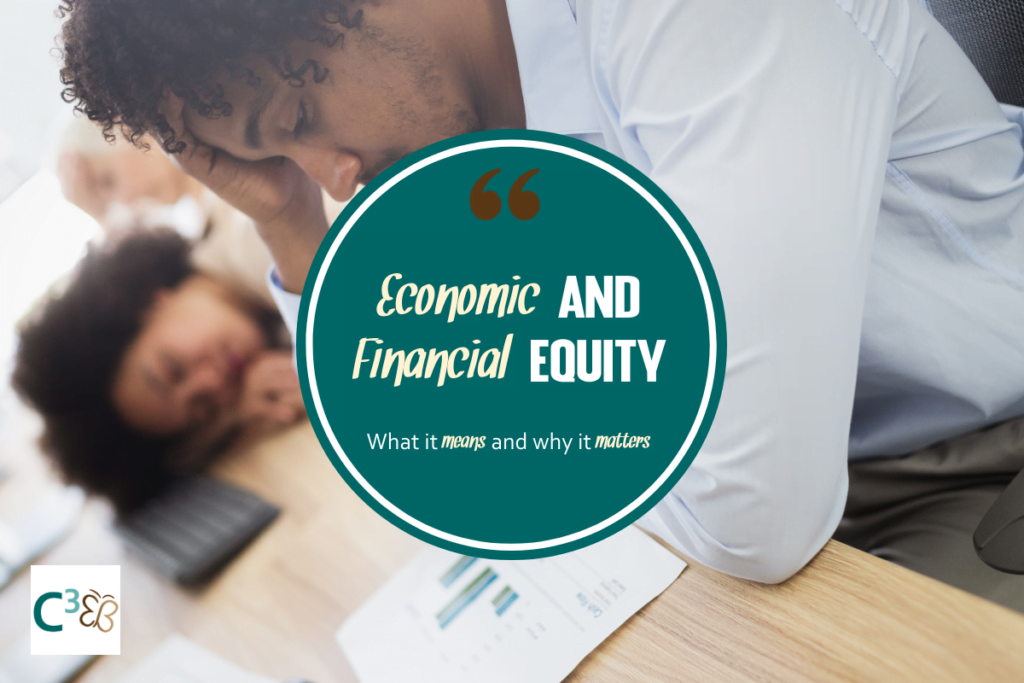 economic and financial equity