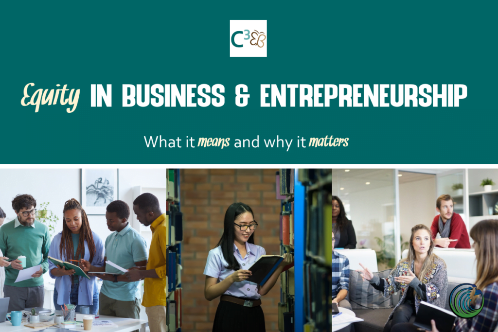 equity in business and entrepreneurship diversity equity and inclusion